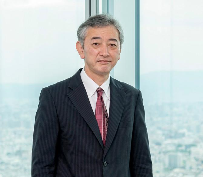 近鉄住宅管理株式会社 取締役社長大島 哲郎